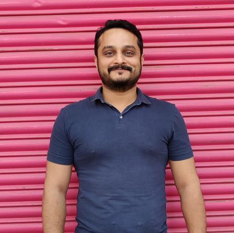 Nishant Wazir