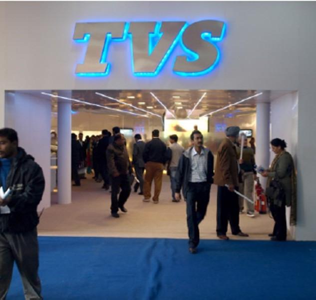 TVS Showroom