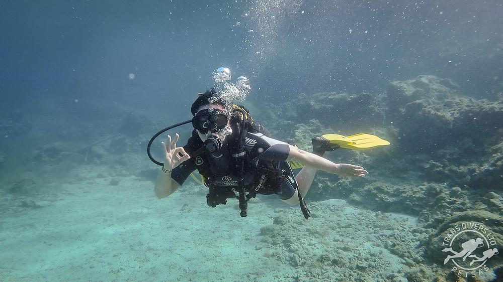 Entdecke die Unterwasserwelt Zyperns
