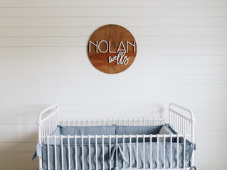 Nursery Goals!