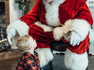 Santa Minis 2019!