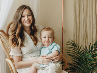 Mommy + Me Sessions!