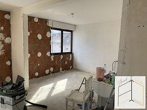Rénovation d'un appartement à Colmar en Alsace par Amandine Vonarx - Amand'in Déco