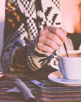 Stirring Coffee