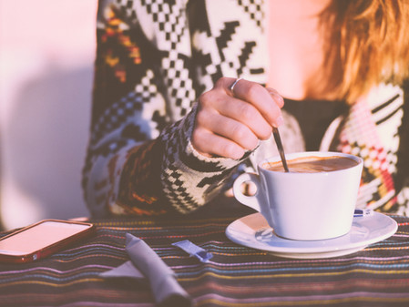 The Love-Hate Relationship Between Caffeine and Cortisol