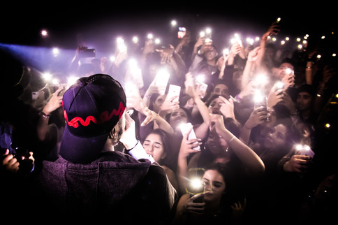 Nightlife B-Young Artist Performance