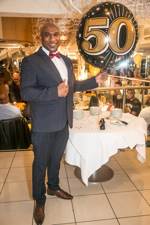 50th Birthday Portrait