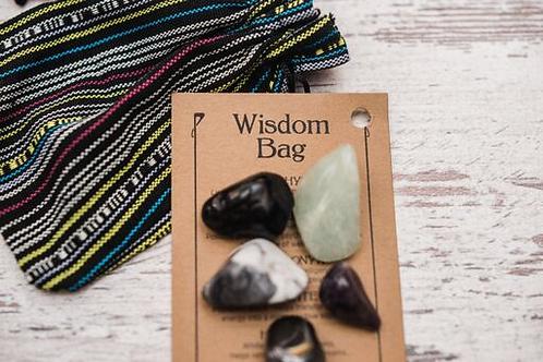 Wisdom Crystal Bag