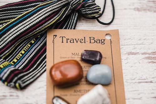 Travel Crystal Bag