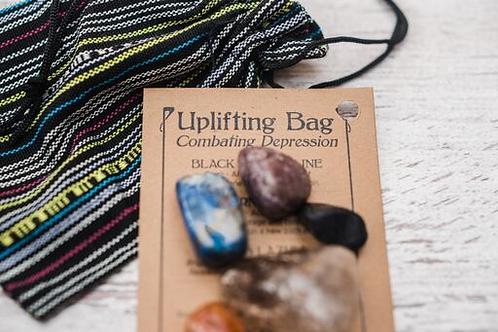 Uplifting Crystal Bag