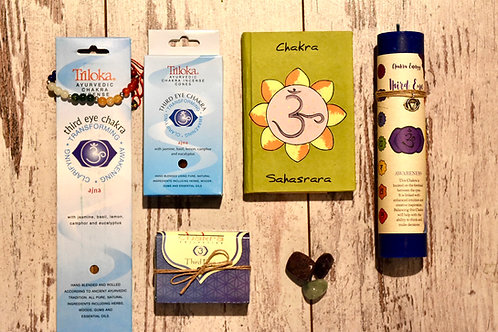 Third Eye Chakra Kit