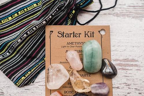 Starter Kit Crystal Bag