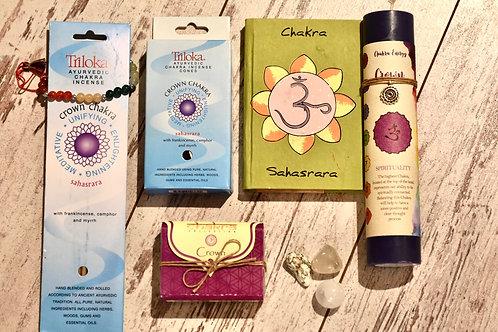 Crown Chakra Kit