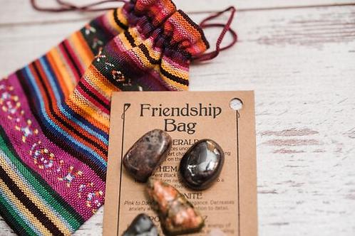 Friendship Crystal Bag