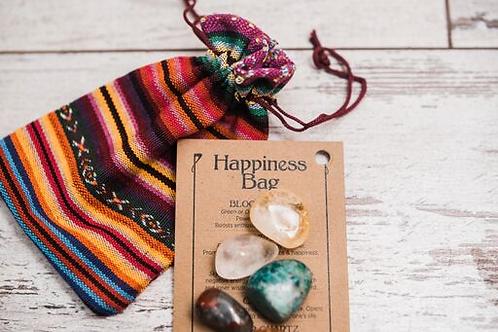 Happiness Crystal Bag