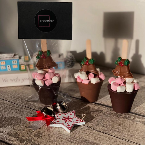 Hot Chocolate Stirrers (Vegan options available)