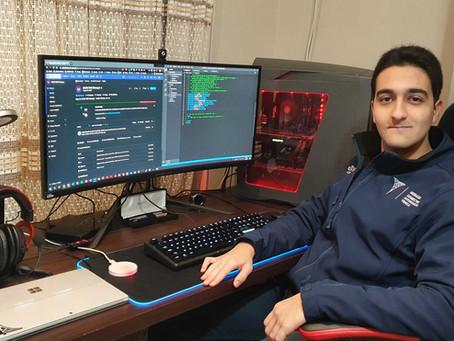 Meet Farbod Torabi - CEO of MCAV