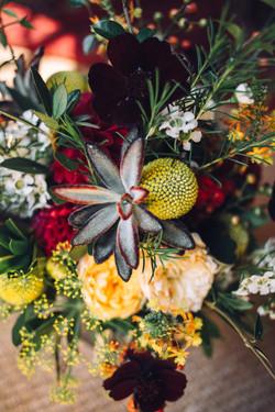 Photo bouquet mariée Ihartze Artea