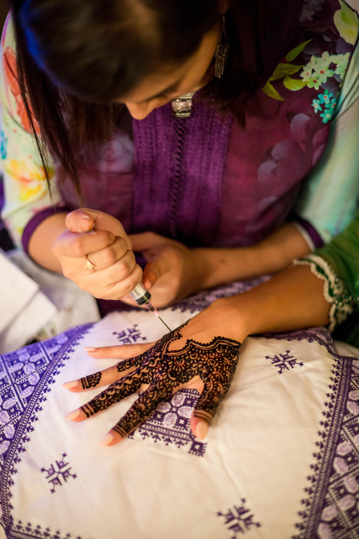 Cérémonie du henné