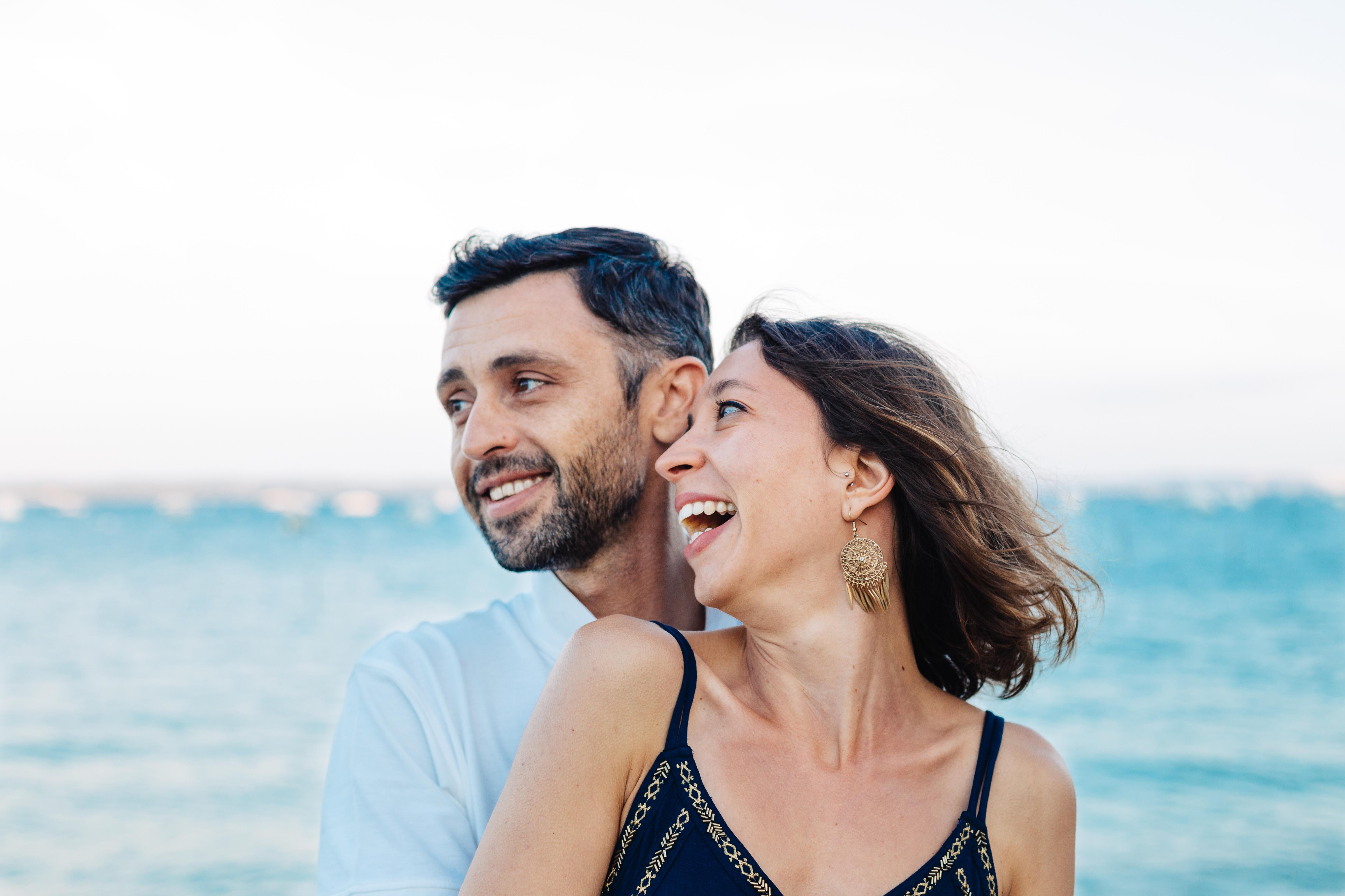 Photo de couple  Bassin d'Arcachon