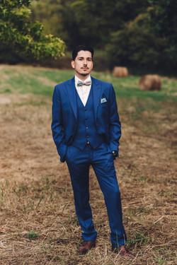 Photo marié Domaine Millanges