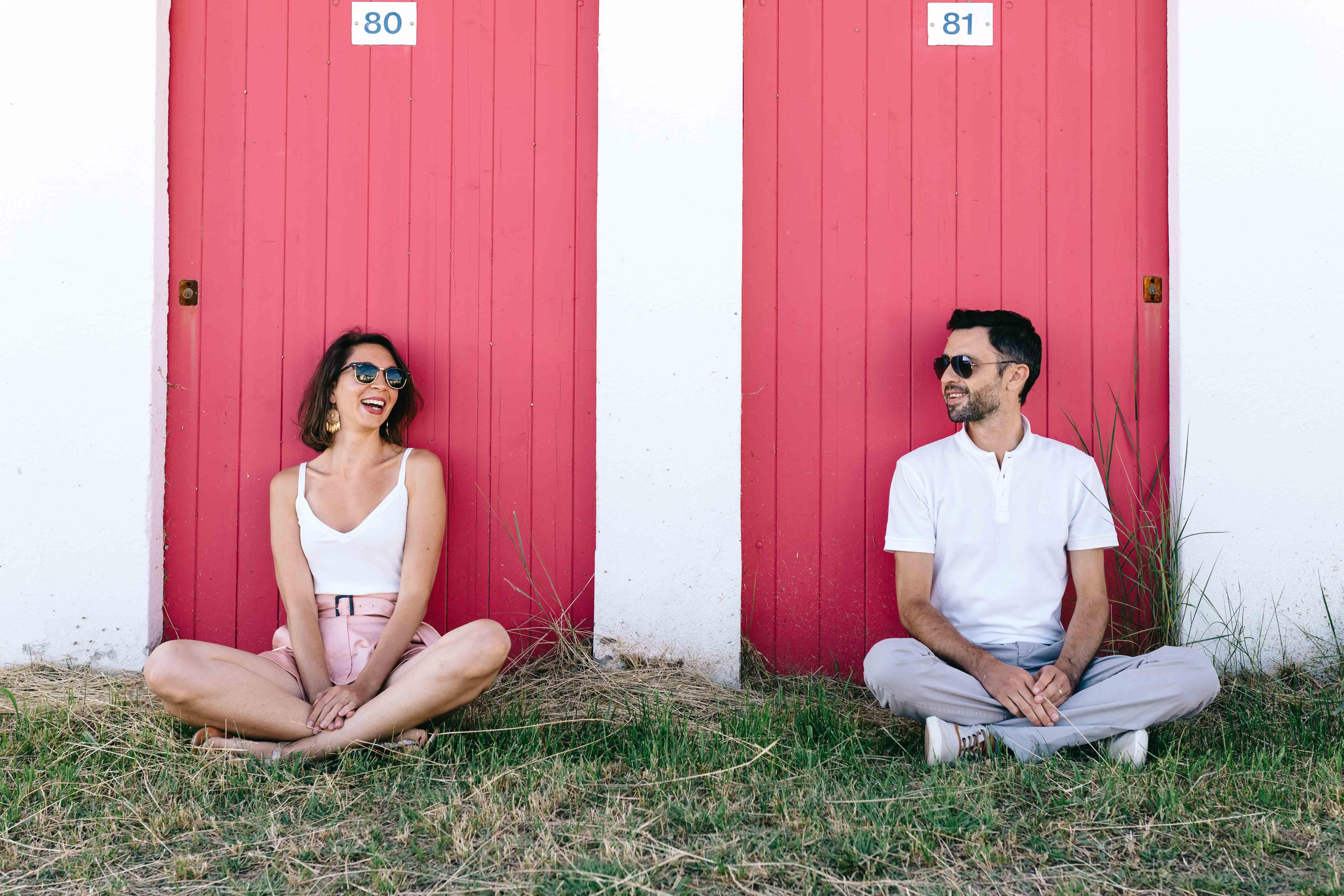 Photos couple Andernos