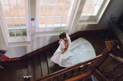 Photo mariée Villa Tosca