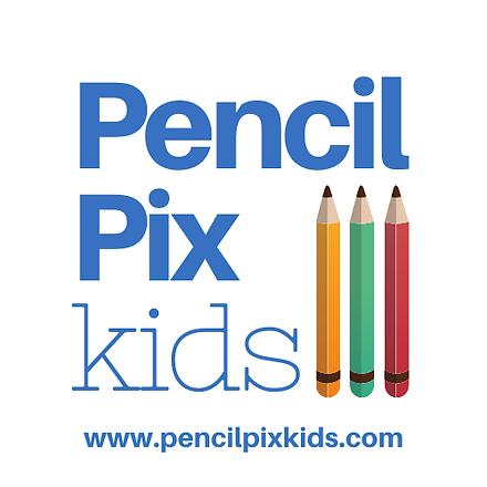 Pencil Pix Kids Logo
