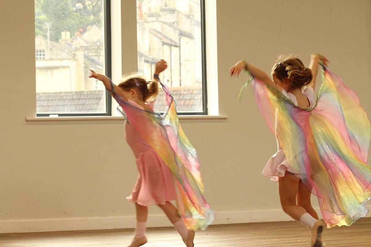 Online Pre-school ballet