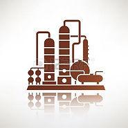 56648448-petrochemical-plant-symbol-refi