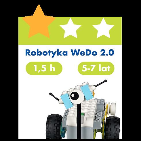 Robotyka WeDo 2.0 - Neptuna 16 - Czwartki 16:00