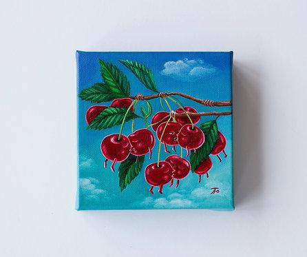 Cherry Kiss | Garden Shenanigans series