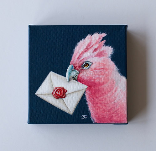Letter for M | Love Letters series