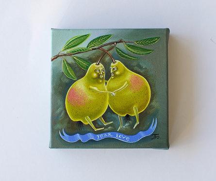 Pear Love | Garden Shenanigans series