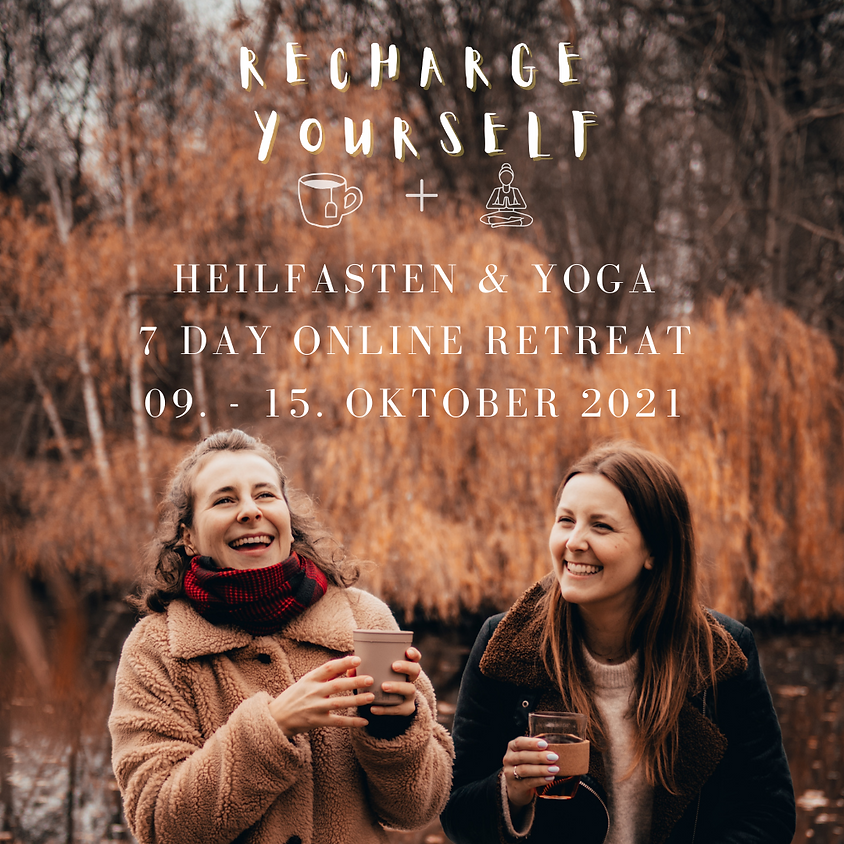 RECHARGE YOURSELF VOL.2