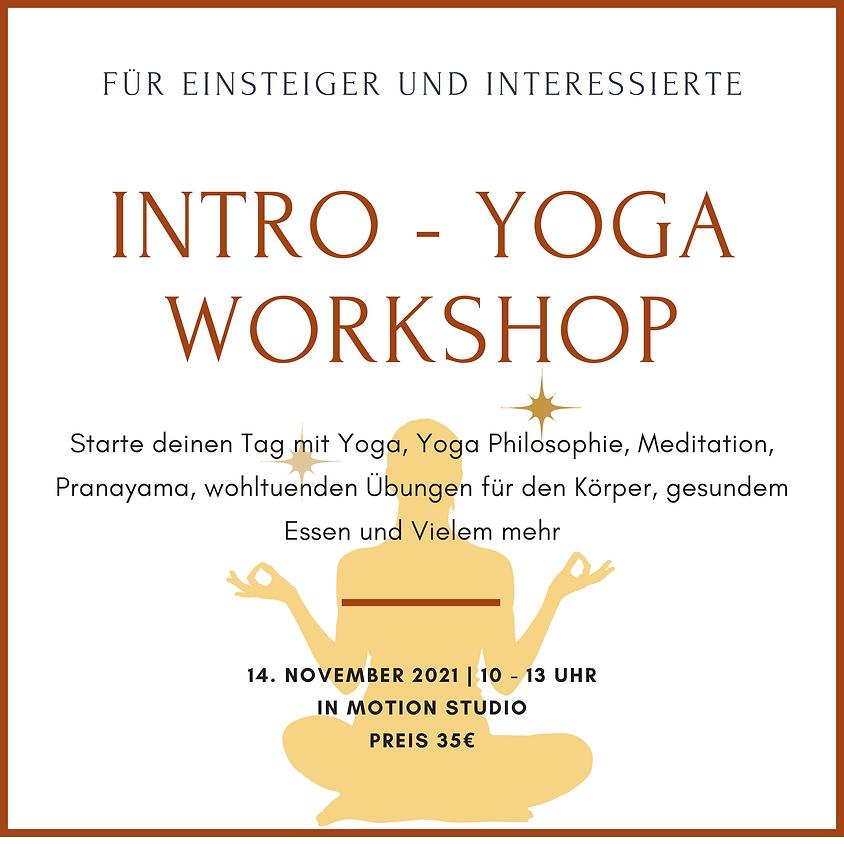 INTRO - YOGA Workshop