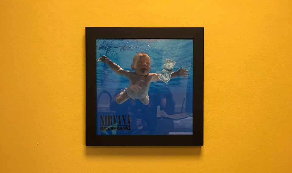 Art Vinyl Flip Frame - jedinečné rámečky pro vaše gramofonové desky