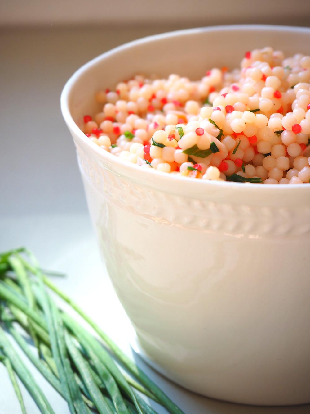 Salade Perles de la Mer