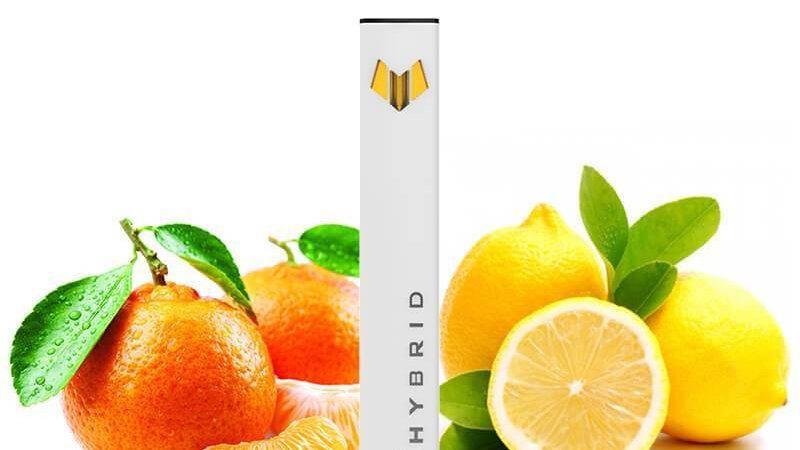 Hybrid CBD - CBD Disposable Vape Pen - Citrus Calm - 250mg