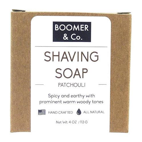 Patchouli Shaving Soap Bar