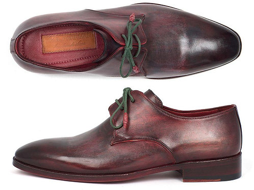 Paul Parkman Men's Mixed Color Derby Shoes (ID#DB59MX)