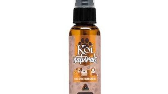 Koi CBD - CBD Pet Topical - Naturals Spray - 500mg