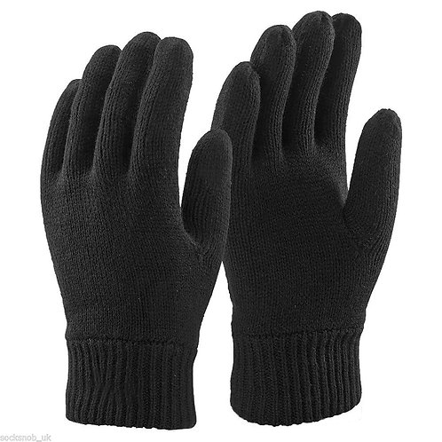 Mens 3M Thinsulate Winter Gloves