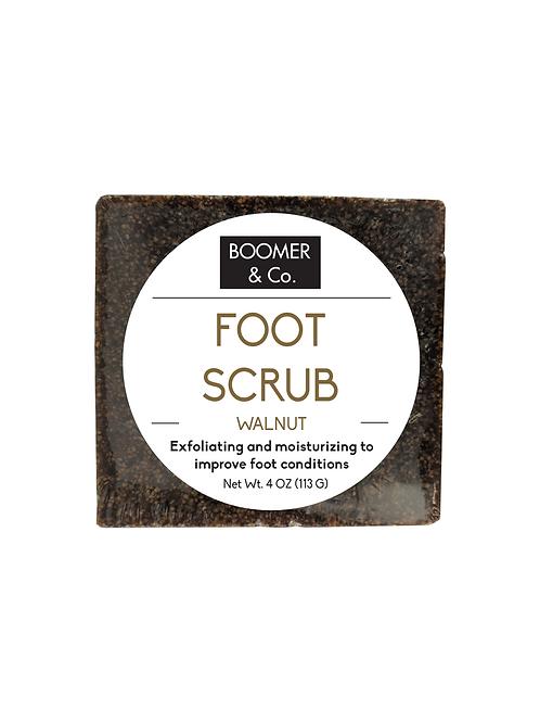 Natural Foot Scrub