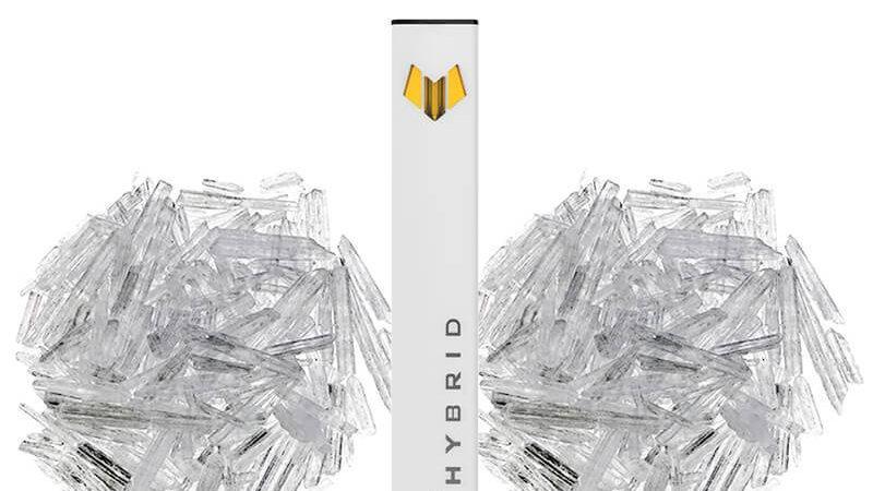Hybrid CBD - CBD Disposable Vape Pen - Menthol Boost - 250mg