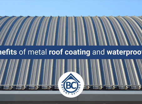3 Benefits of Metal Roof Coating and Waterproofing You Can't Afford to Ignore