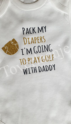 Romper 'Golf'