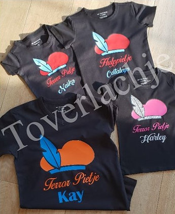 T-shirt set Sinterklaas