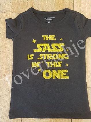 T-shirt 'Sass'