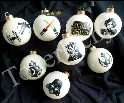 Kerstballen Star Wars
